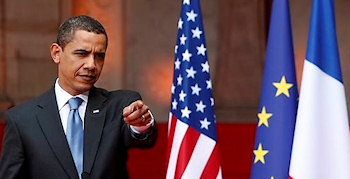 Obama - gegen atomares Wettrüsten