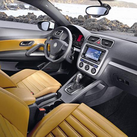 VWs neuer: Scirocco