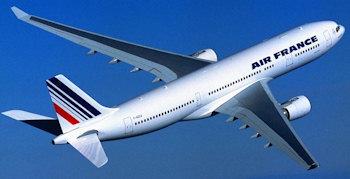 Airbus A330 abgestürzt
