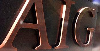 AIG droht neuerlich Pleite