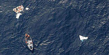 AF 447 - Teile im Atlantik gefunden