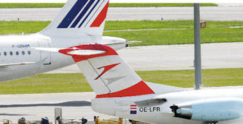 Air France will doch an Bord der AUA