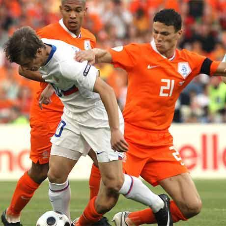 Russland/Holland