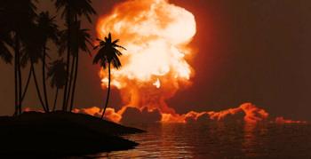 Frankreich hat Atombomben gezündet