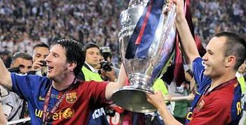 Barcelona ist CL-Sieger