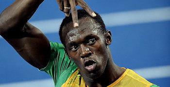 Bolt siegt im 200m Finale: 19.19 Sekunden