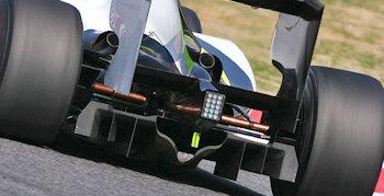 Formel 1 - Diffusor legal
