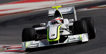 Brawn GP - Poleposition