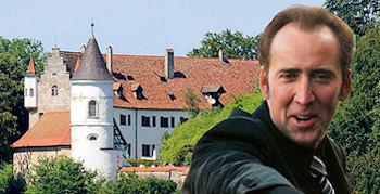 Nicolas Cage verkauft Schloss