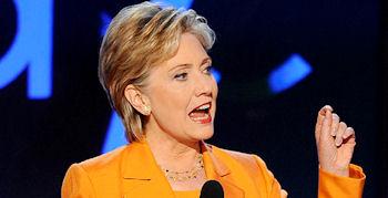 Hillary Clinton: US-Außenministerin