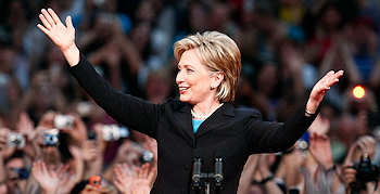 Hillary Clinton - US Außenministerin