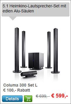 Columa 300 Set L