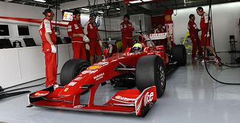 Ferrari - Streit um Budgetobergrenze