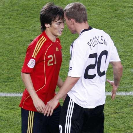 Spanien/Deutschland