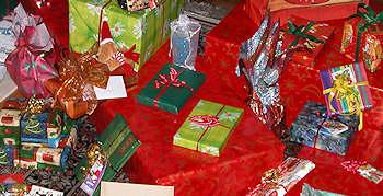 Geschenke - hohe Fehlerquote