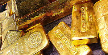 Goldpreis schießt nach oben