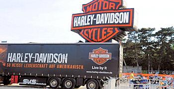 First Vienna Harley Days