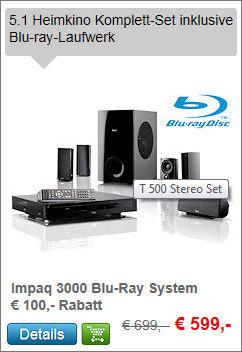 Impaq 3000 Blu-Ray System