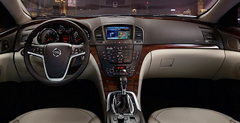 Opel Insignia - Auto des Jahres