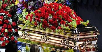 Beisetzung von Michael Jackson