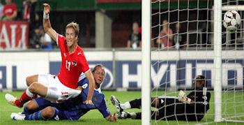 1:0 für Österreich