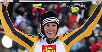 Kathrin Hölzl - Gold