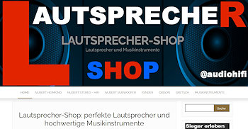 Lautsprecher-Shop