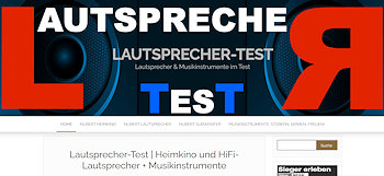Lautsprecher-Test | Test and Take the Best