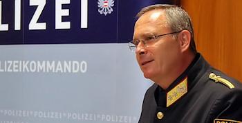 Einbruch bei Polizeigeneral