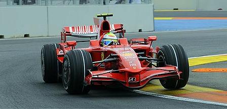 Massa siegt in Valencia