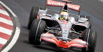 Hamilton - McLaren