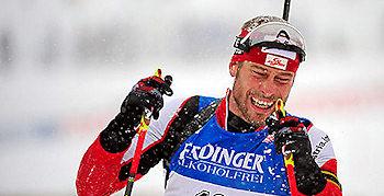 Biathlon-Staffel siegt