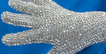 Handschuh aus Billie Jean