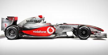 McLaren disqualifiziert