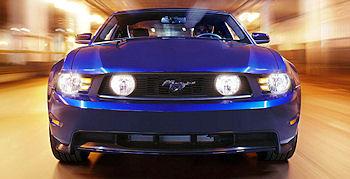 2010er Mustang