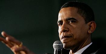 Präsident Obama warnt