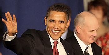 Obama - Etappensieg