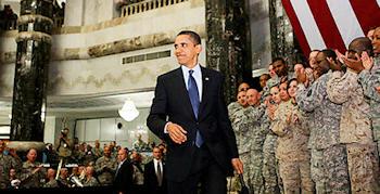Obama in Bagdad