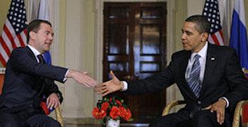 Obama und Medwedew wollen abrüsten