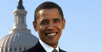 Obama - Mann des Jahres 2008