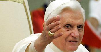 Papst entsetzt