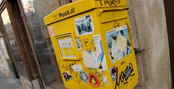 Untergang der Post