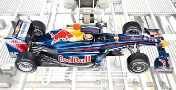 Istanbul - Pole für Red Bull