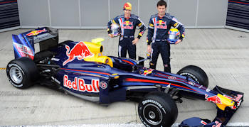 Red Bull - Pole in Shanghai