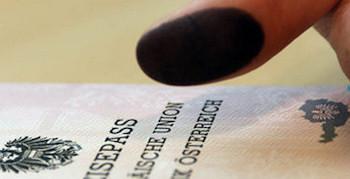 Neuer Reisepass mit Fingerprints