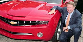GM-Chef Wagoner zurückgetreten