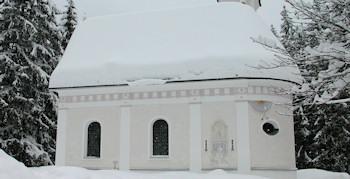 Kärnten versinkt im Schnee