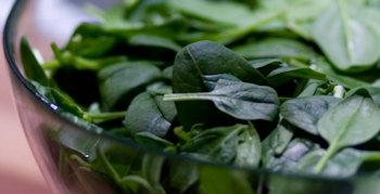 Gründonnerstag ist Spinat-Tag