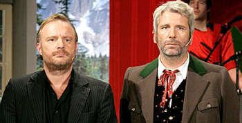 Dirk Stermann und Christoph Grissemann