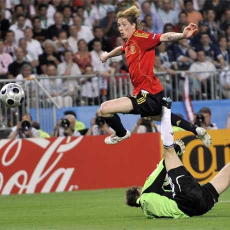1:0 - Torres macht Spanien zum Europameister